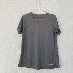 Patagonia Grey Short Sleeve T-Shirt